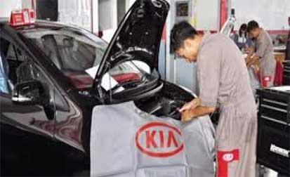 Services Kia